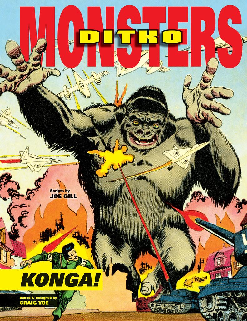 Ditko-Monsters-Konga