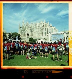 Palma Marathon & Cathedral