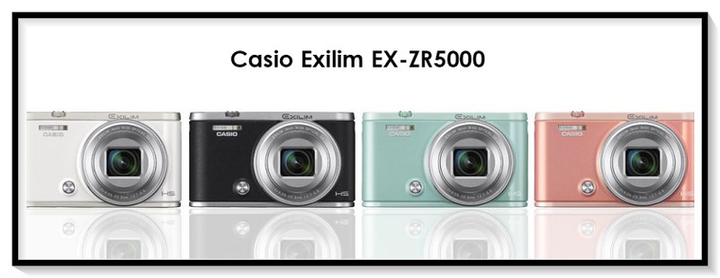 Ex-ZR500084Casio Exilim Singapore