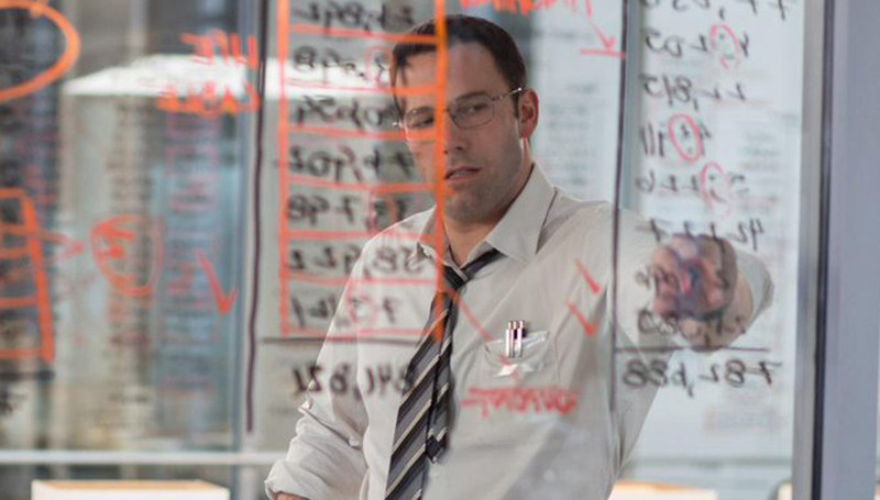 en Affleck takes 'being on the spectrum' in ridiculous -- but fun -- directions in THE ACCOUNTANT.