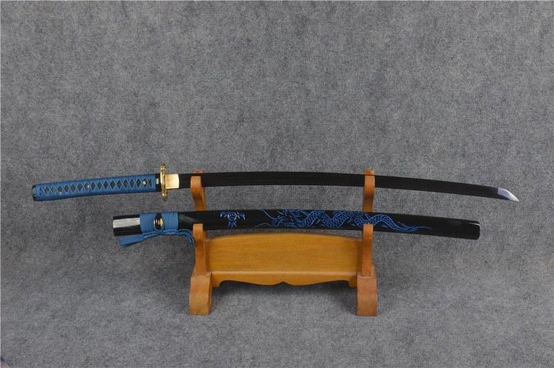 Japanese-samurai-sword-blue-blade-2