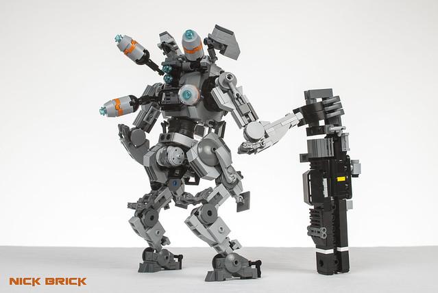 Northstar Titan - Titanfall 2