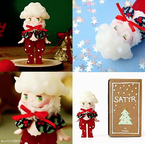 Christmas Satyr