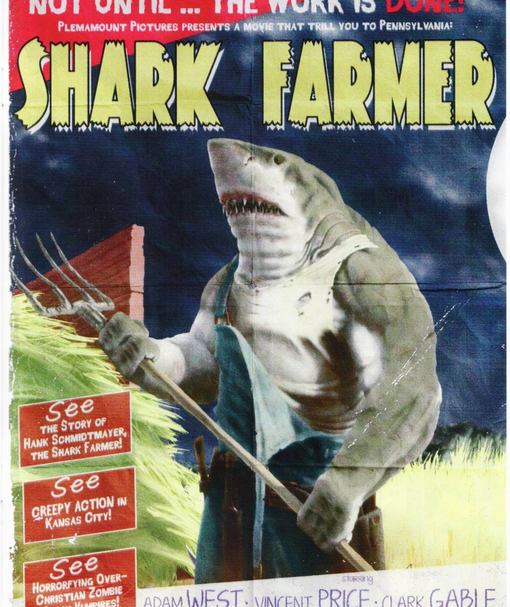 Der Shark-Farmer!!!