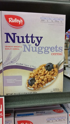 Nutty Nuggets