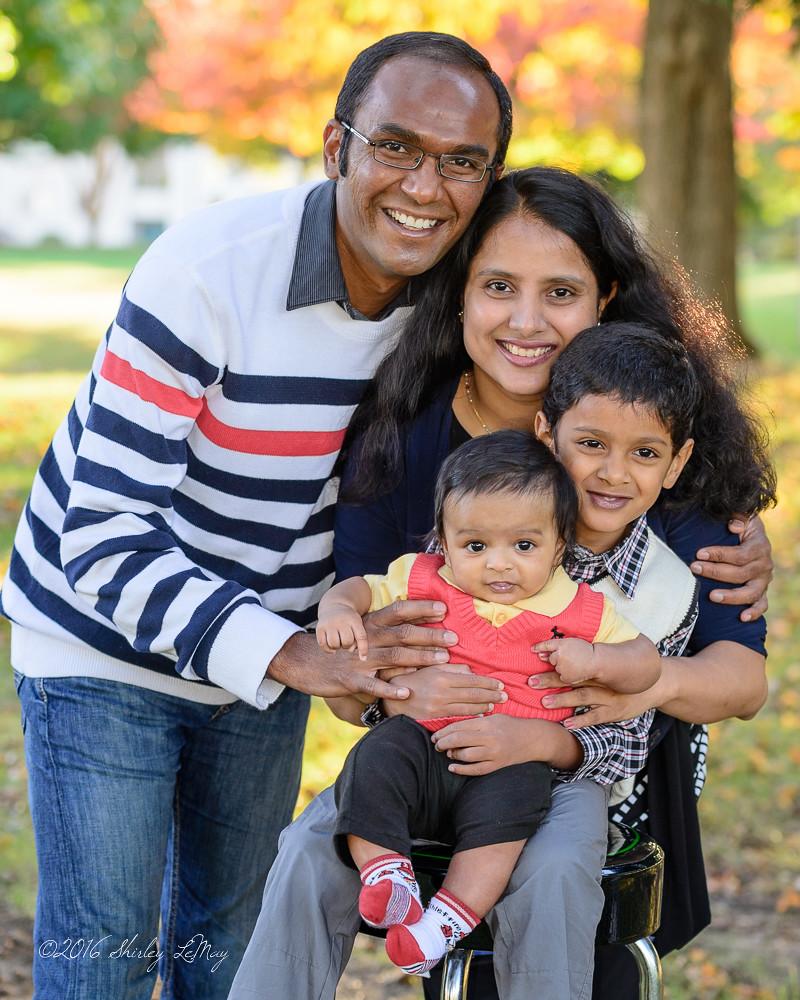 Sandeep's Family