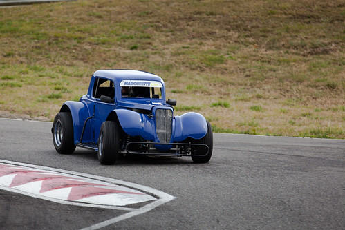 Circuit Pau Arnos Journe Side Car