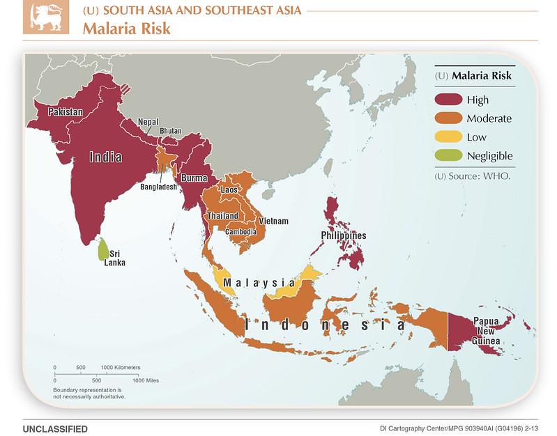 2013 South Asia Malaria