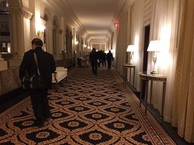 2016-11-10 即將參於 川普 當選慶祝宴會 (華盛頓川普飯店) (7)