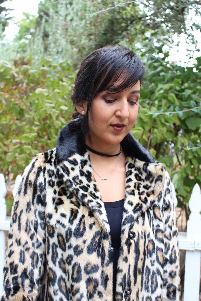 Leopard Print Coat 4