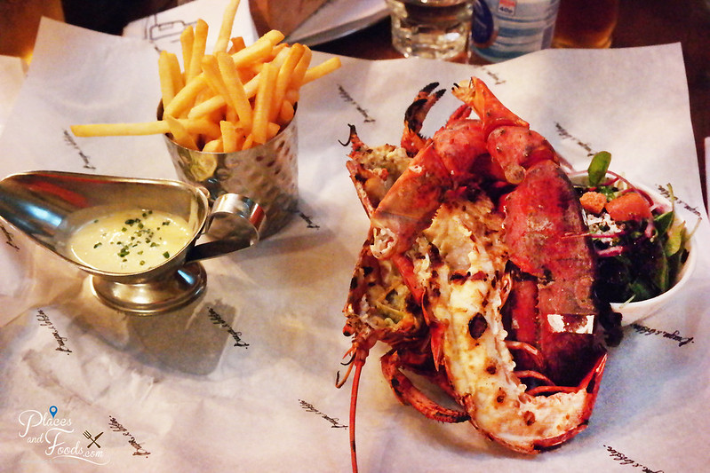 London's Burger and Lobster Is Opening in Malaysia!
