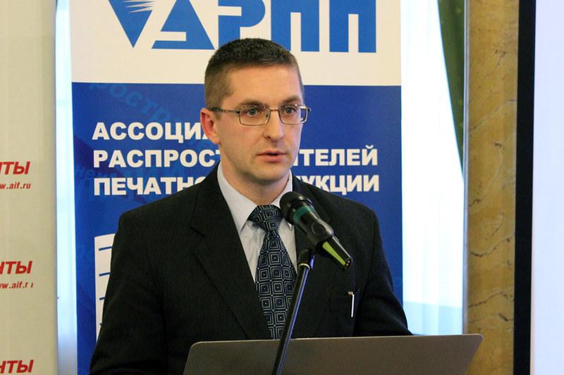 Николай Сотник, ревизор АРПП