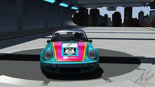 Porsche 911 RSR - Kremer Vaillant - Bob Wollek - DRM 1975 (3)