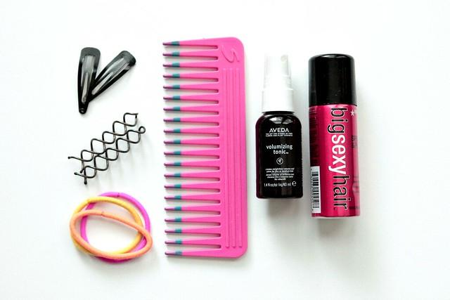 Travel Essentials Hair