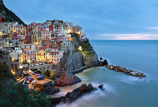 Manarola Blues