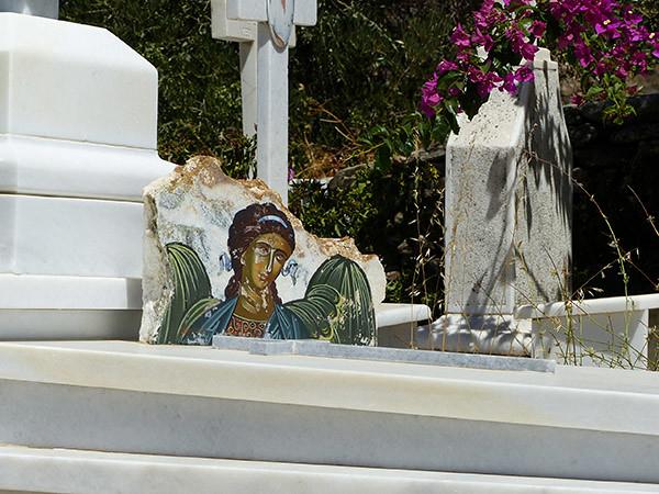 cimetière eglise de drosiani 1