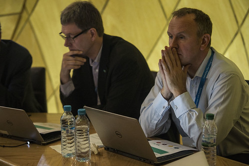COP22 : Meeting with Gareth Phillips, 14 November 2016