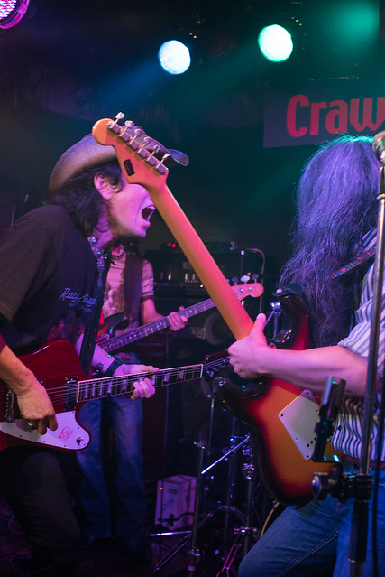 Rory Gallagher Tribute Festival - jam session at Crawdaddy Club, Tokyo, 22 Oct 2016 -00363
