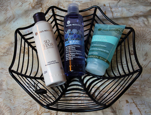Fave Yves Rocher products of October