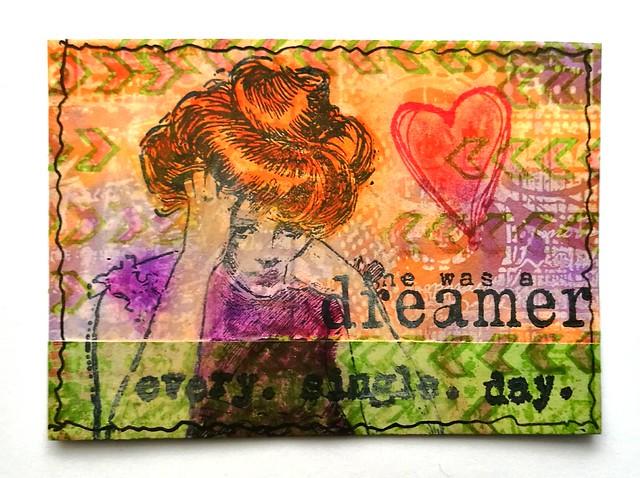 She was a dreamer ATC
