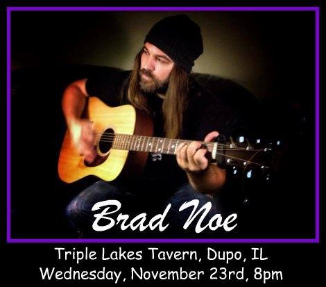 Brad Noe 11-23-16