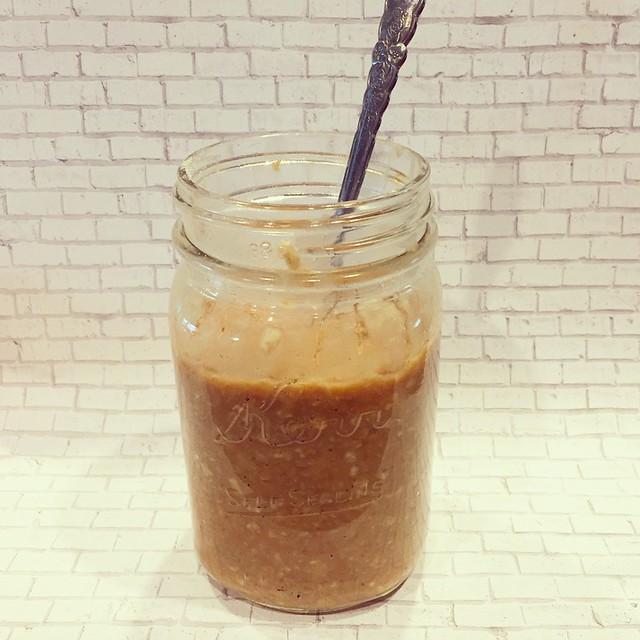 Coffee Oatmeal