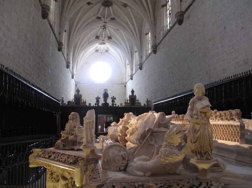 cartuja de miraflores_burgos_patrimonio_ruta no turistica_estancia de los fieles_sepulcro real