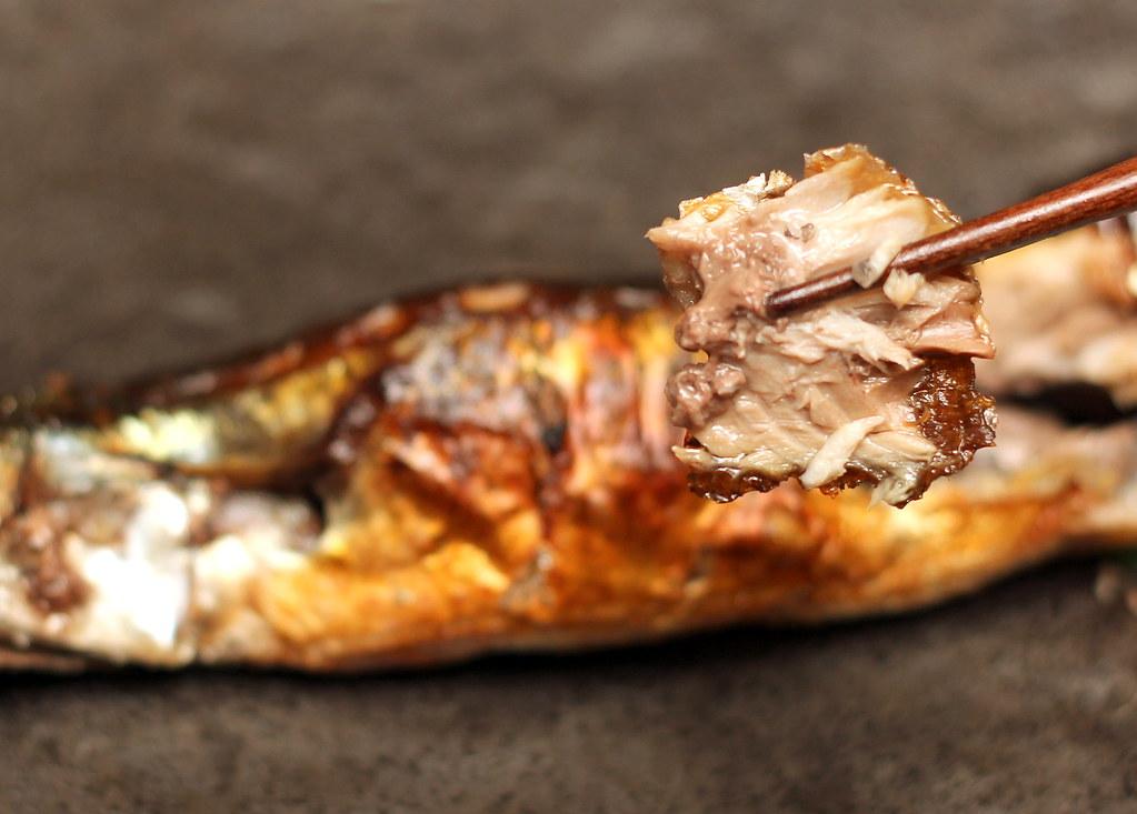 kurama-robatayaki-sanma-mackerel-pike