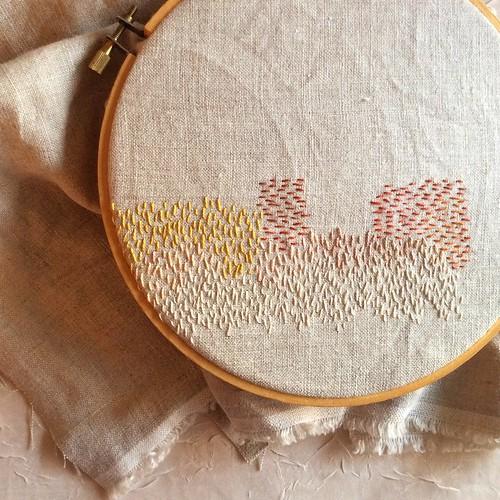 Stitch Journal, Day 309