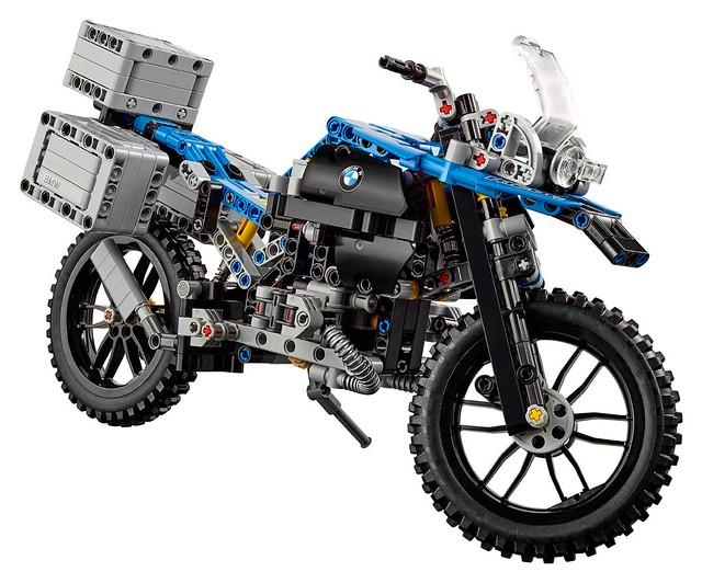 LEGO Technic 42063 - BMW R 1200 GS Adventure