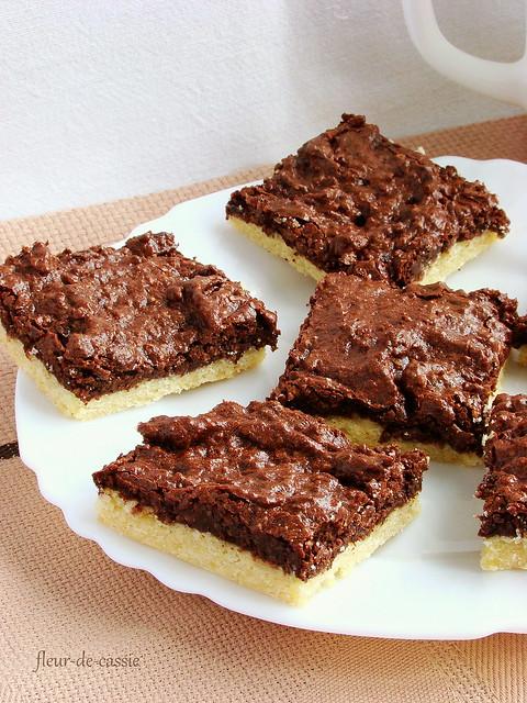 линцерское печенье с орехами 2