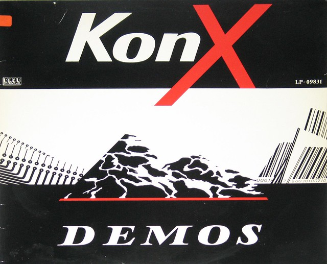 Konx - Demos incl KNSE Promo sheet Switzerland