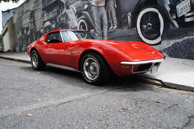 Corvette 1972 Targa Stingray