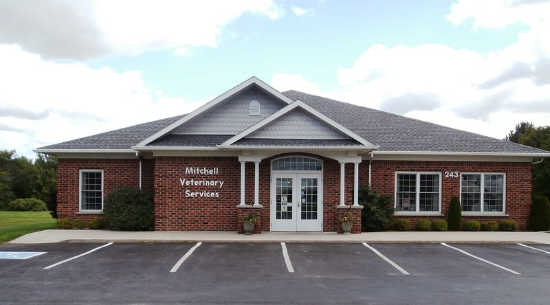 Mitchell Veterinary Services Tour