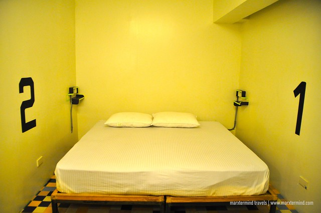 Makati Junction Hostel Private Double Room