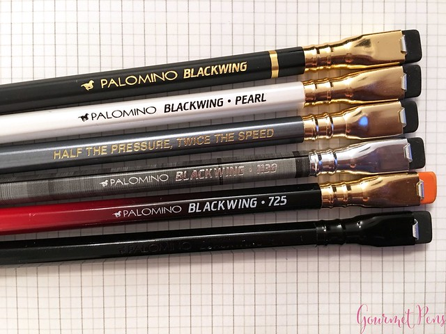 Review @Palomino @Blackwing Volume 24 Pencil @PencilsCom 2