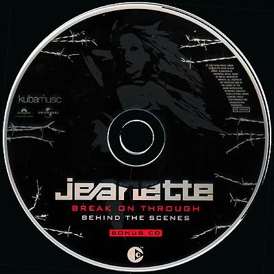 Jeanette  - Break On Through (Disc2)