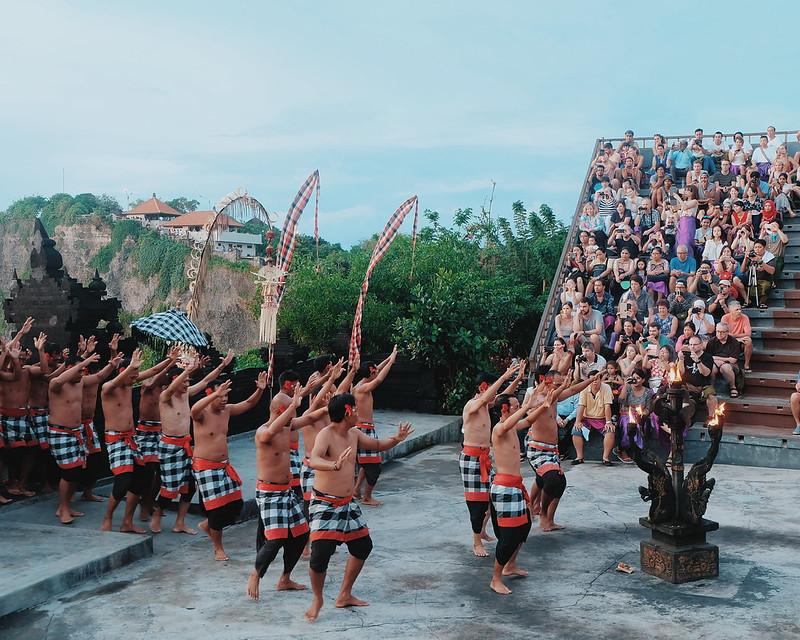 Ulutawu Temple Kecak Dance