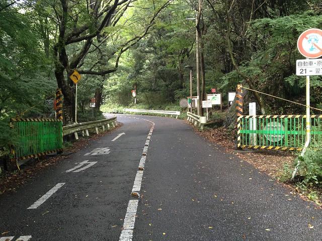 金華山 金華山ドライブウェイ ゲート