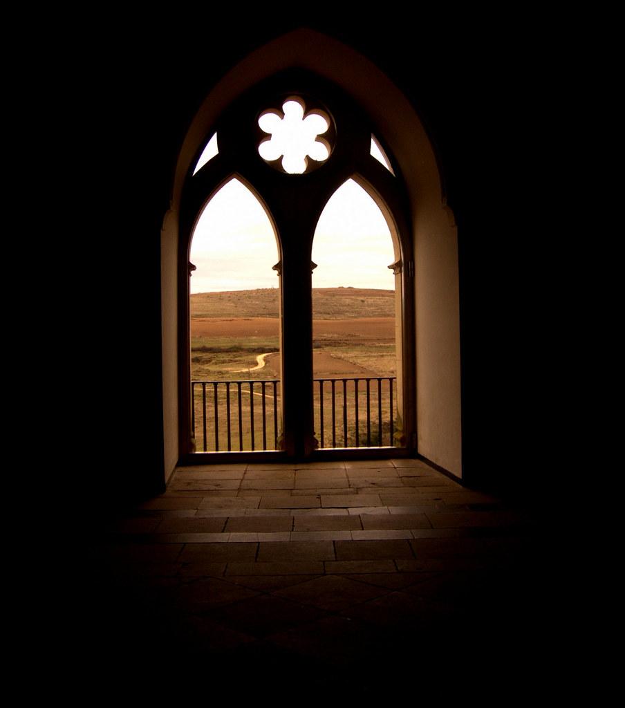 Una ventana al campo castellano