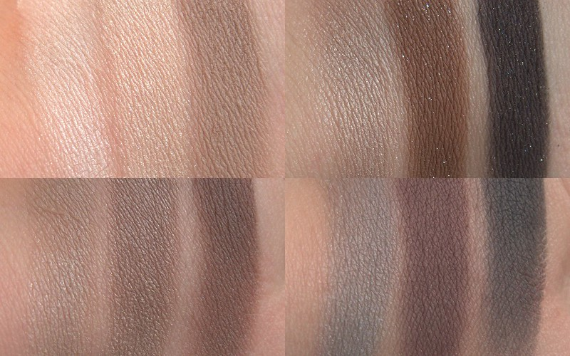 Make Up Store Midnight Hour swatches