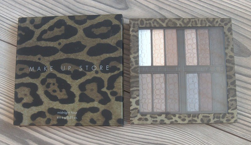 Make Up Store Midnight Hour eyeshadow palette