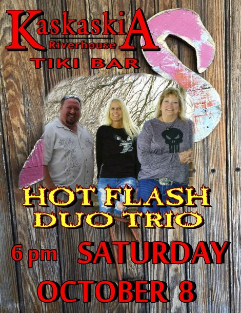 Hot Flash 10-8-16