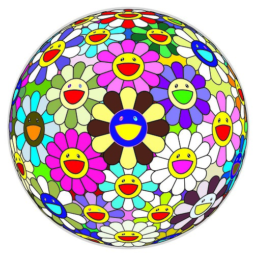 Flower Ball 7698hd