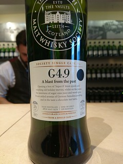 SMWS G4.9 - A blast from the past