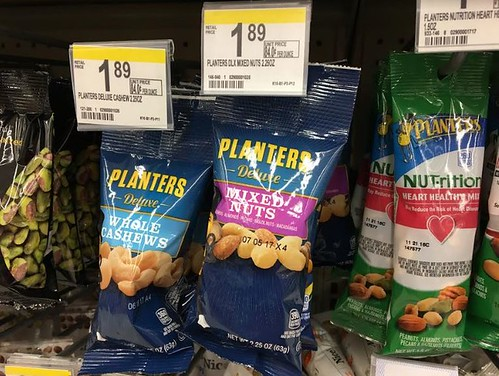 Planter's Mixed Nuts at Walgreens