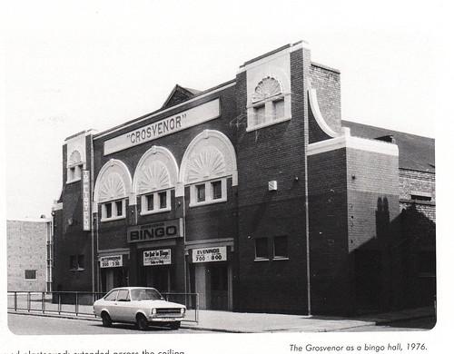 Cinemas - Kirkdale - Grosvenor