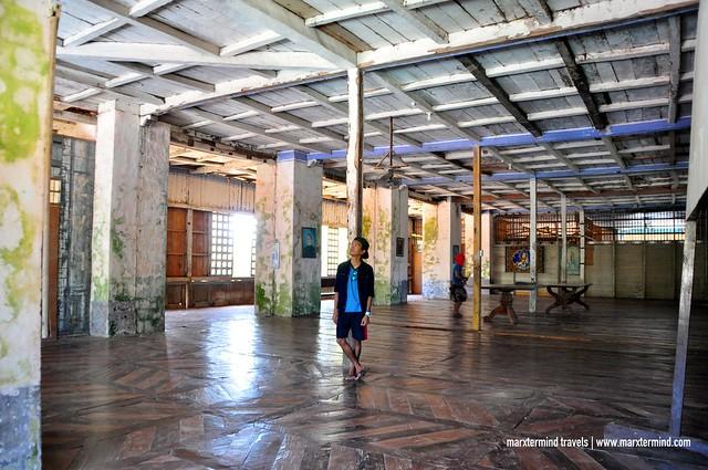 Inside Lazi Convent