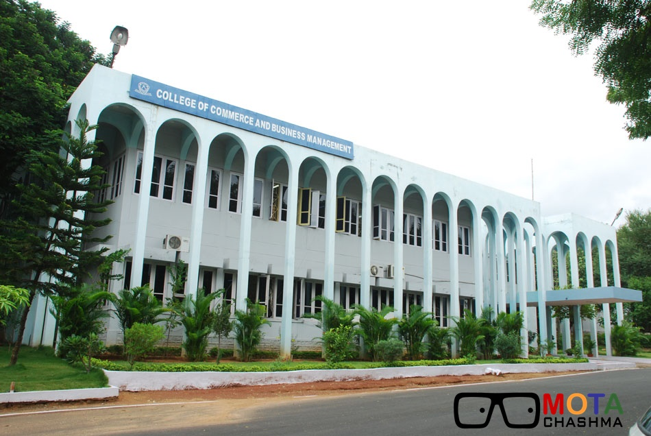 Osmania University, Department of Business Management