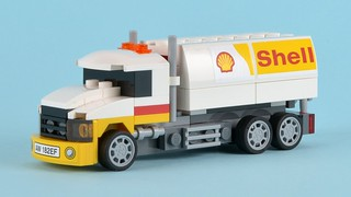 2014 LEGO/Shell/Ferrari promotional sets